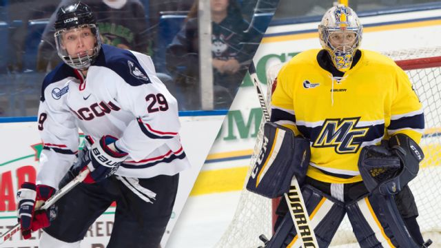 Connecticut vs. Merrimack (M Hockey)