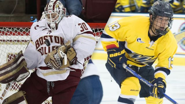 #3 Boston College vs. Merrimack (M Hockey)