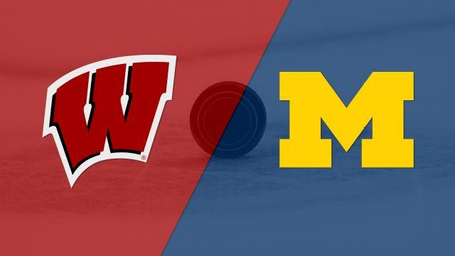 Wisconsin vs. Michigan (M Hockey)