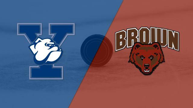 Yale vs. Brown (M Hockey)