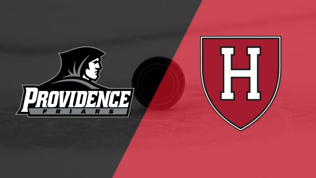 #4 Providence vs. #1 Harvard (East Regional Semifinal #1) (NCAA Men's Hockey Championship)