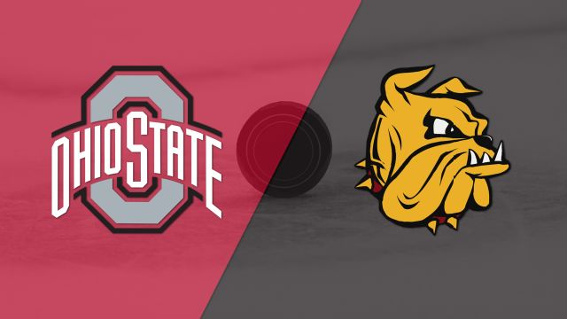 #4 Ohio State vs. #1 Minnesota Duluth (West Regional Semifinal #2) (NCAA Men's Hockey Championship)