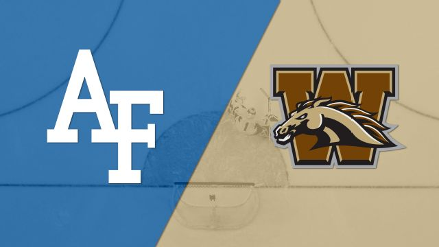 #3 Air Force vs. #2 Western Michigan (East Regional Semifinal #2) (NCAA Men's Hockey Championship)