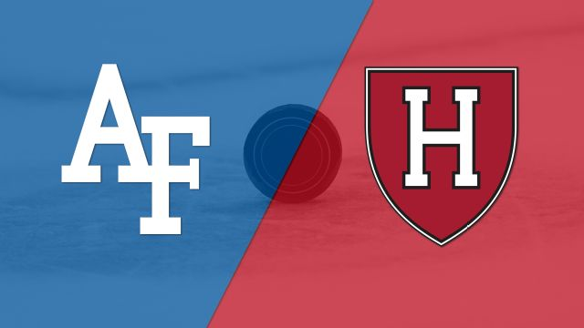 #3 Air Force vs. #1 Harvard (East Regional Final) (NCAA Men's Hockey Championship)