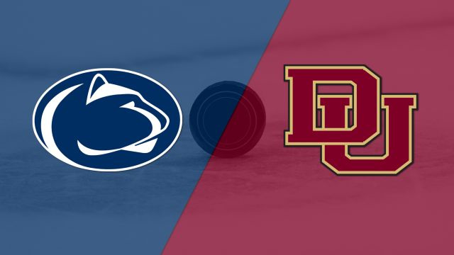 #3 Penn State vs. #1 Denver (Midwest Regional Final) (NCAA Men's Hockey Championship)