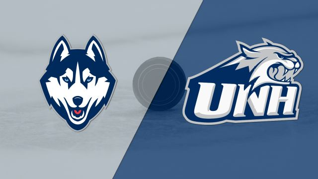 Connecticut vs. New Hampshire (M Hockey)