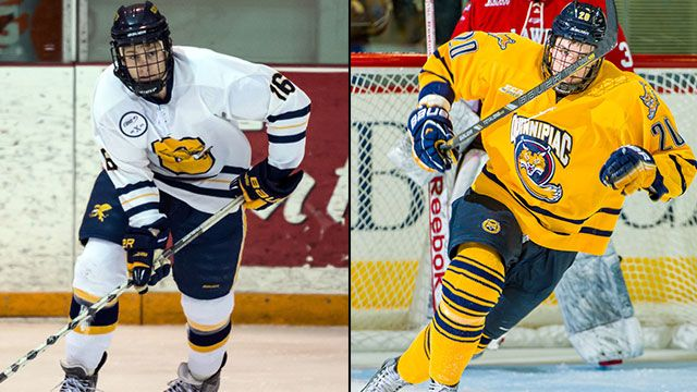 Canisius vs. #1 Quinnipiac (East Regional Semifinal #1): 2013 NCAA Men's Hockey Championship