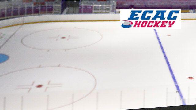 Cornell vs. Clarkson (ECAC Women's Hockey Championship)