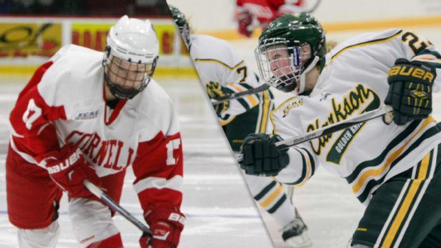 #9 Cornell vs. #5 Clarkson (Semifinal #1) (W Hockey)