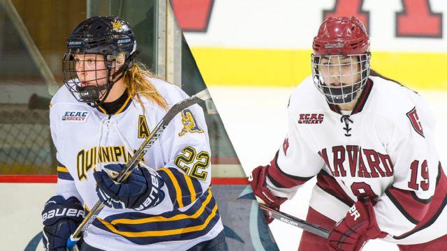 #6 Quinnipiac vs. #4 Harvard (Semifinal #2) (W Hockey)