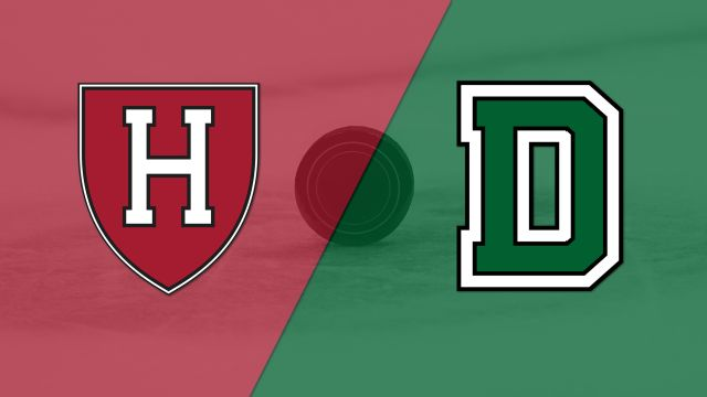 Harvard vs. Dartmouth (W Hockey)