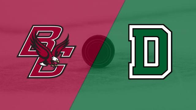 #6 Boston College vs. Dartmouth (W Hockey)