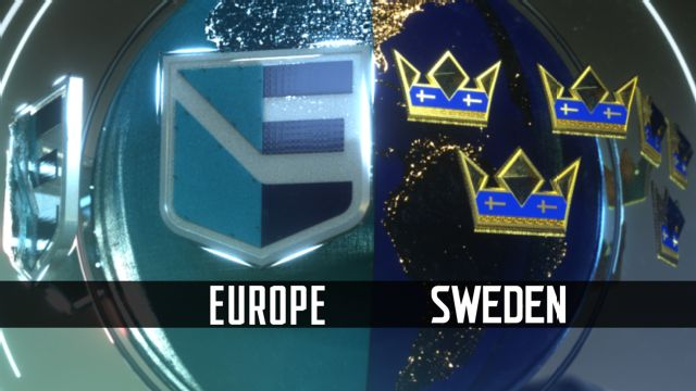 Europe vs. Sweden (Semifinals) (World Cup of Hockey)