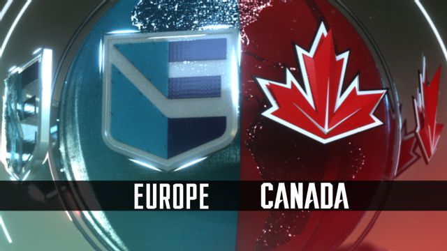 Europe vs. Canada (Final, Game 1) (World Cup of Hockey)