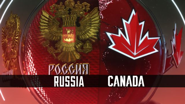 Russia vs. Canada (Semifinals) (World Cup of Hockey)
