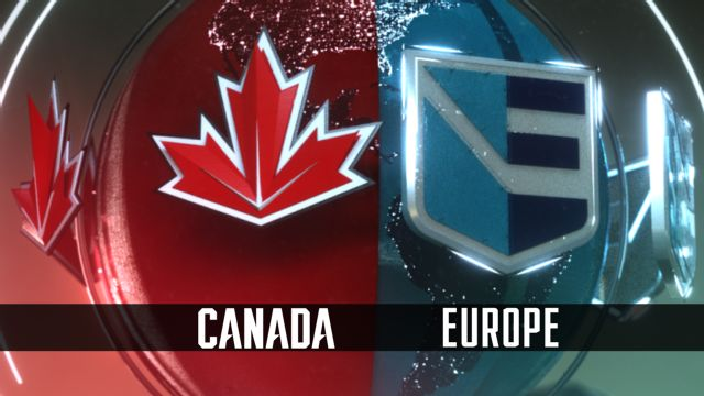 Canada vs. Europe (Final, Game 2) (World Cup of Hockey)