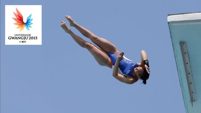 World University Games: Women's Synchronized Platform (Finals)