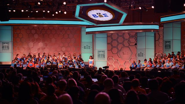 National Spelling Bee (Semifinals)