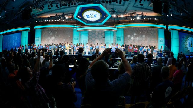 2015 Scripps National Spelling Bee (Semifinals)