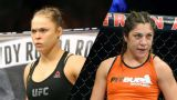 UFC 190 Official Weigh-In: Ronda Rousey vs. Bethe Correia