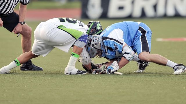 New York Lizards vs. Ohio Machine