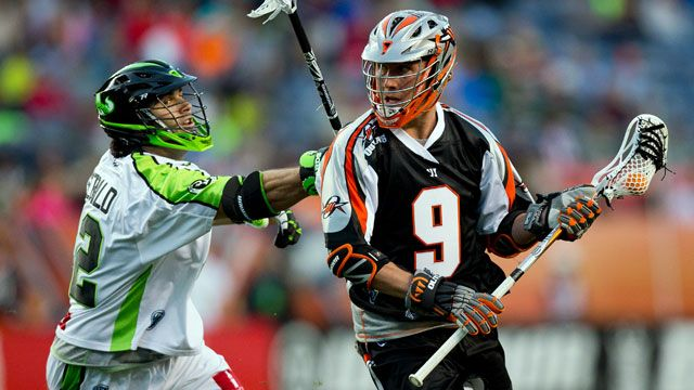 Denver Outlaws vs. New York Lizards
