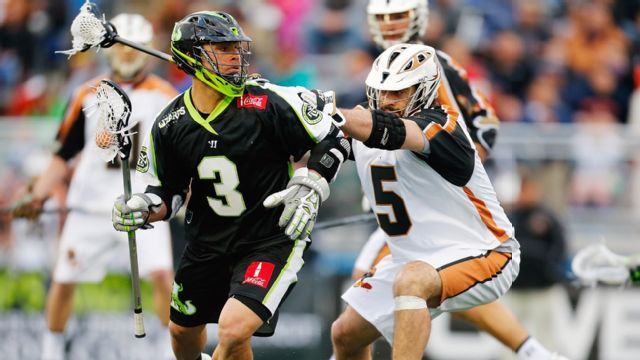 New York Lizards vs. Rochester Rattlers
