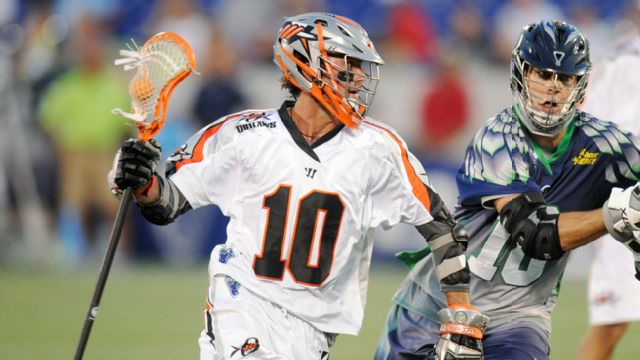 Chesapeake Bayhawks vs. Denver Outlaws