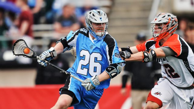 Ohio Machine vs. Denver Outlaws