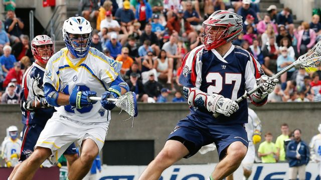 Florida Launch vs. Boston Cannons