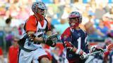Boston Cannons vs. Denver Outlaws