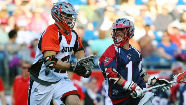 Boston Cannons vs. Denver Outlaws