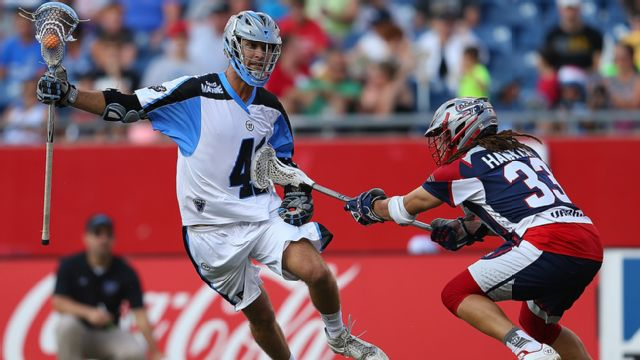 Boston Cannons vs. Ohio Machine