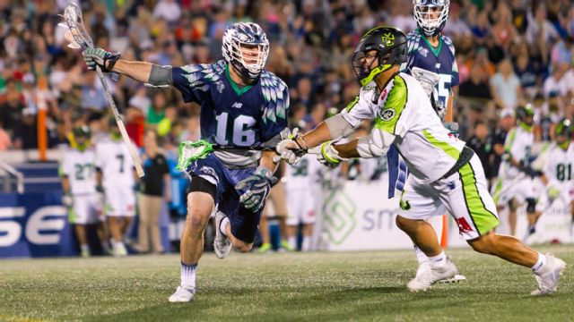 Chesapeake Bayhawks vs. New York Lizards