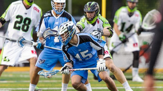 Ohio Machine vs. New York Lizards