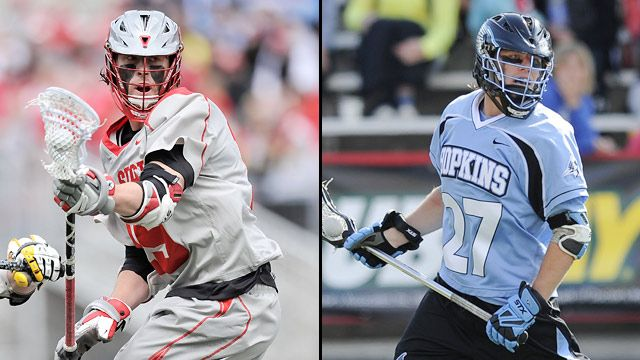 Ohio State vs. Johns Hopkins