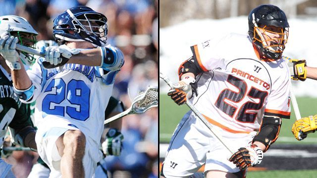 North Carolina vs. Princeton
