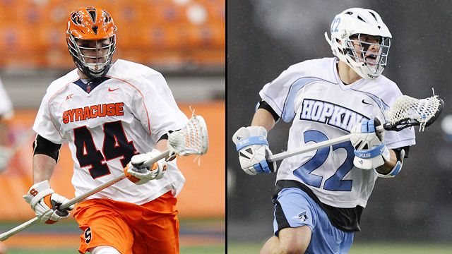 Syracuse vs. Johns Hopkins