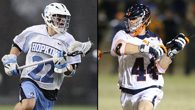 Johns Hopkins vs. Virginia
