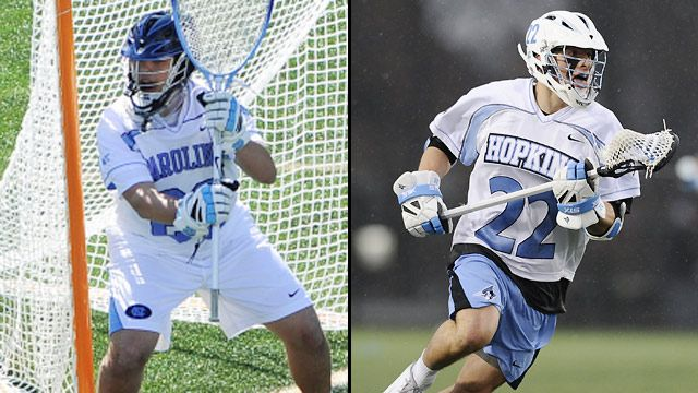North Carolina vs. Johns Hopkins