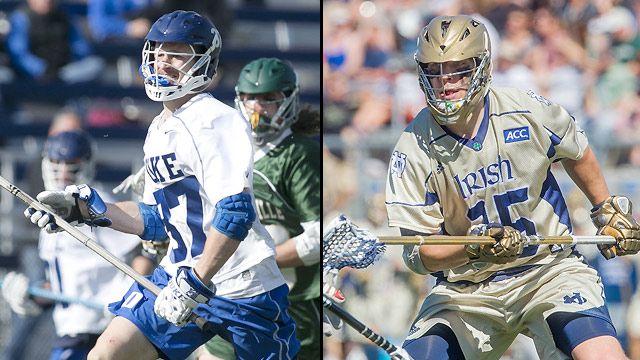 Duke vs. Notre Dame
