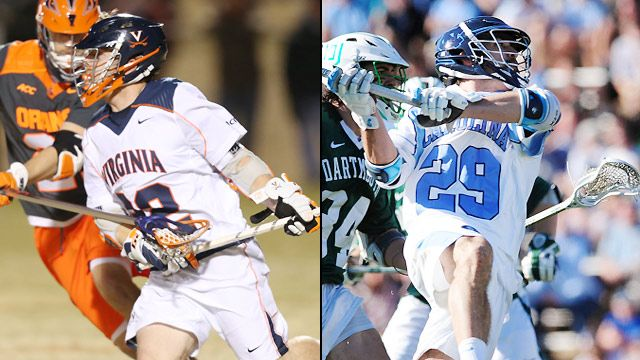 Virginia vs. North Carolina