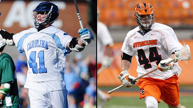 North Carolina vs. Syracuse