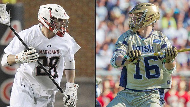 Maryland vs. Notre Dame