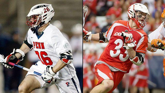 #10 Pennsylvania vs. #11 Cornell (Semifinal #1)