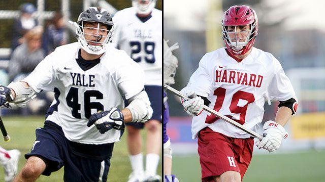 #16 Yale vs. #12 Harvard (Semifinal #2)
