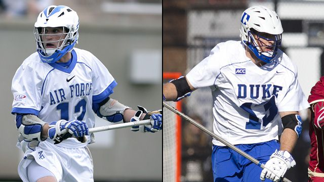 Air Force vs. #1 Duke (First Round)