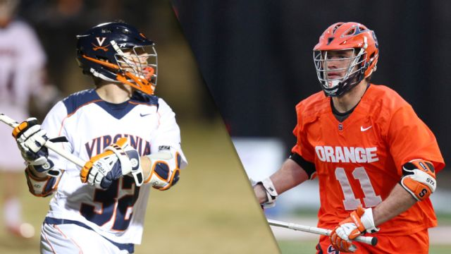 #5 Virginia vs. #3 Syracuse (M Lacrosse)