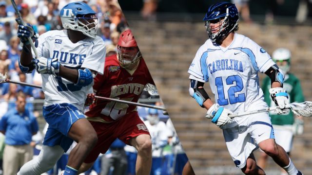 #6 Duke vs. #4 North Carolina (M Lacrosse)