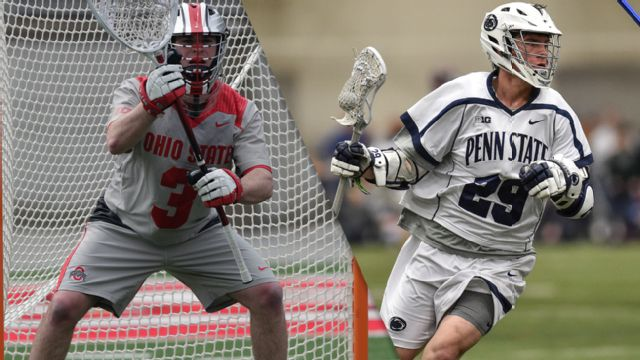 #15 Ohio State vs. Penn State (M Lacrosse)